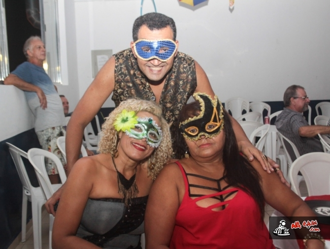 Baile de Máscaras Beneficente