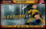 Wolverine And The X-Men - M.R.D. Escape